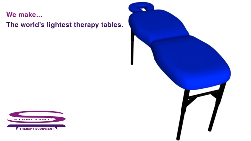 Starlight Therapy Tables
